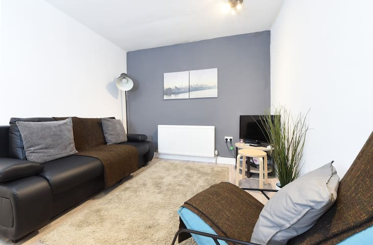 3 Bed City Cntr Slps 8 NQ (2) - Manchester - Byt