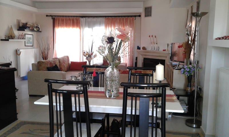 Vanas house - Arkalochori - Hus