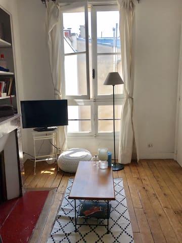 Studio au cœur du Marais