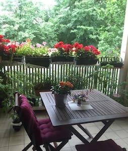 Appart avec balcon proche Paris - Gennevilliers