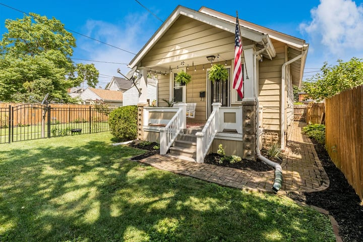 Charming Cottage close to downtown Columbus