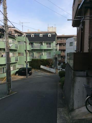 Yokohamahouse横濱の家Ver2 บ้านที่โยโกฮาม่า