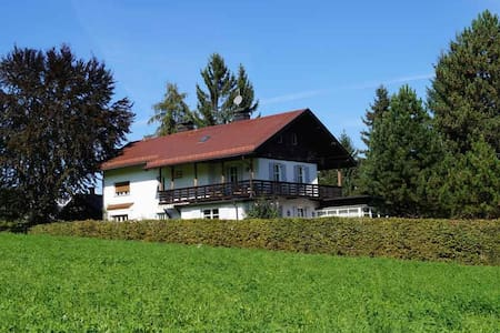 Villa Wilhelmine - Oberperfuss - Huis