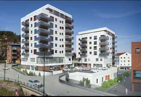 78kvm leilighet i Leirvik sentrum