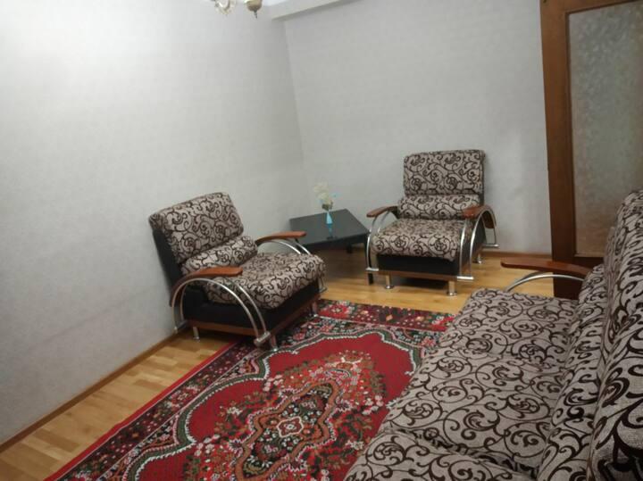 Сдам квартиру в центре города Ташкента. Комфортно