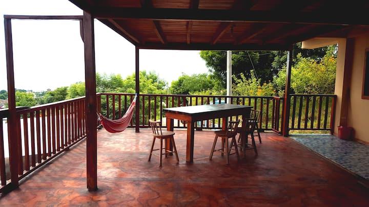 La Loma Italiana, The Observation Terrace