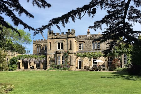 Temple Lodge, historic gem in private gardens