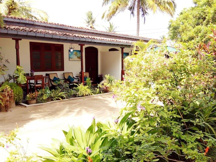 Walauwa The Villa Ahungalla - Deluxe Villa