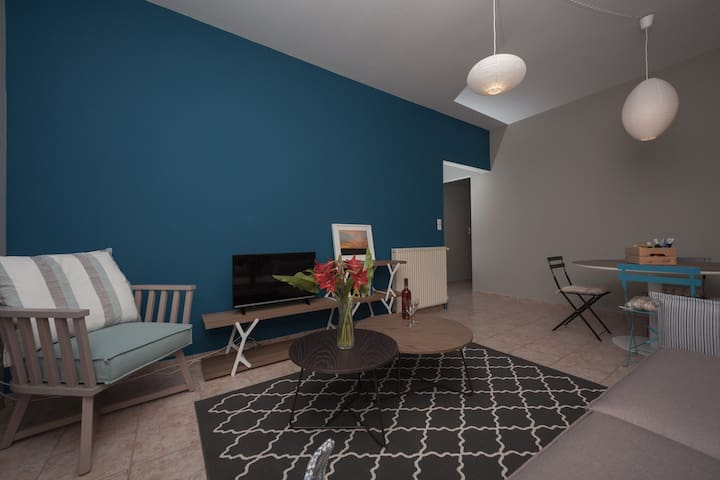 Live in Lemnos South apartment - Moudros - Dom