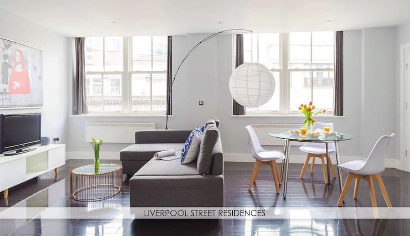 1 BR Cosy Stay Near Liverpool Street Station