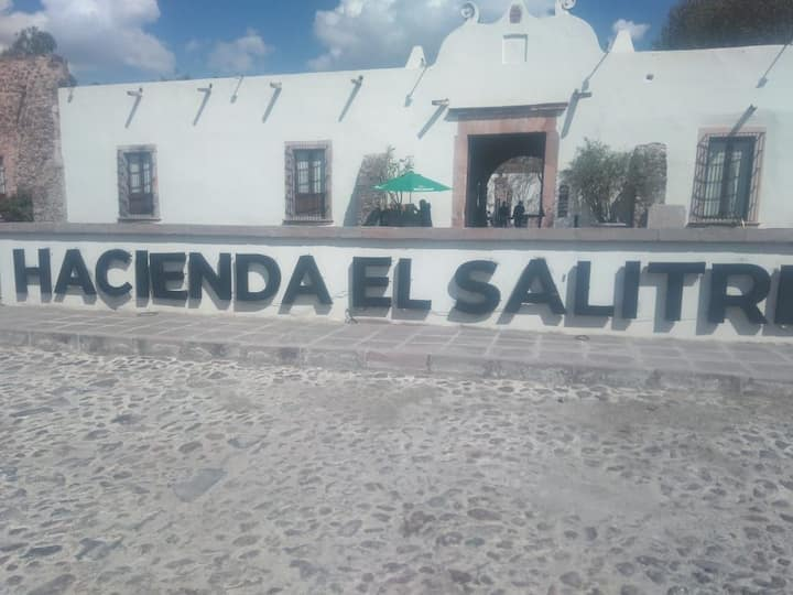 Hacienda El Salitre, El gran lugar de Querétaro