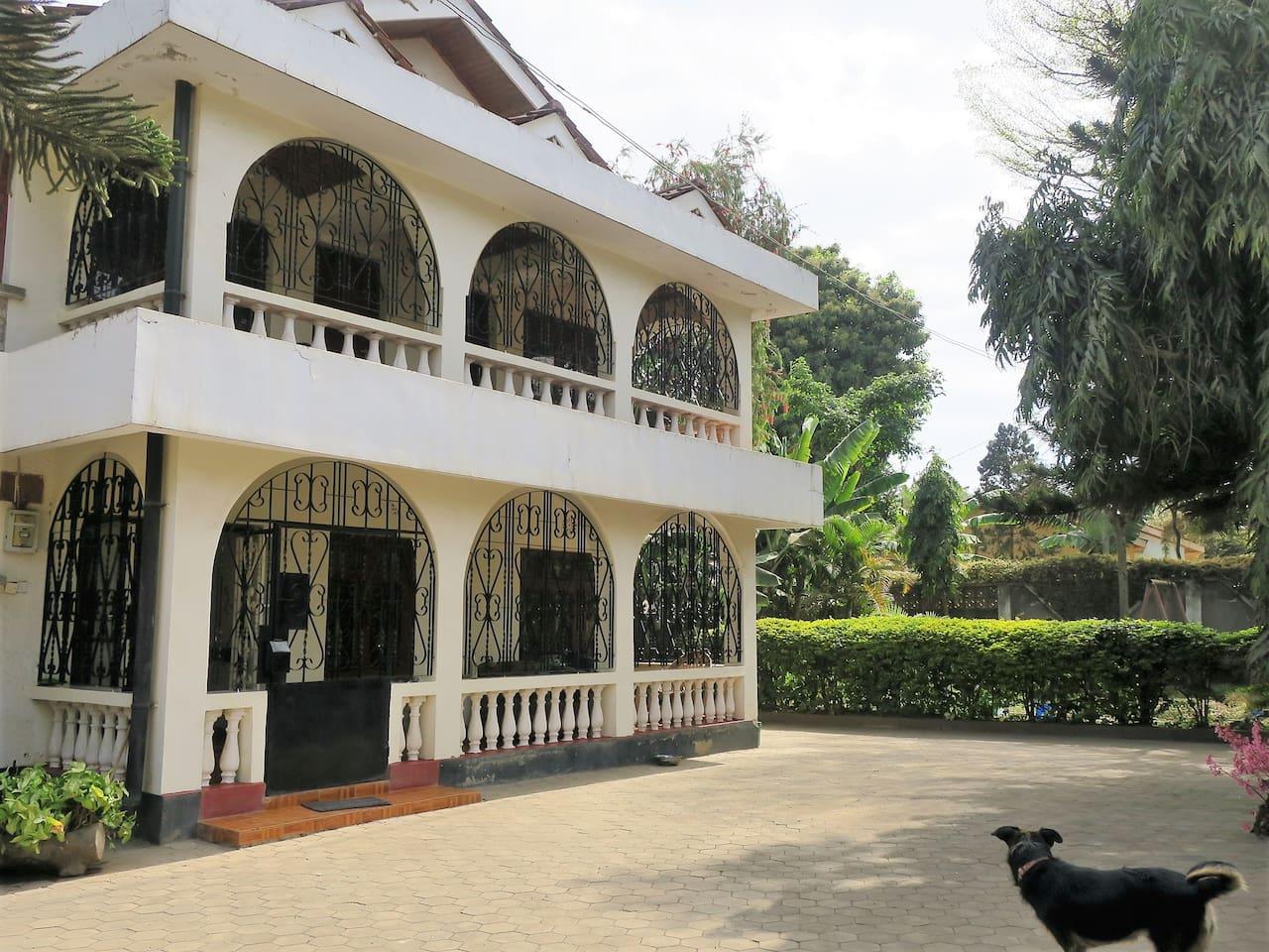 Our Nyumbani Hostel