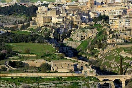 History, culture, gourmet and healthy food - Gravina in Puglia - 公寓