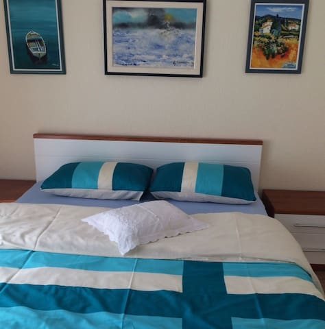 Cosy apartment with terrace - Mali Lošinj - Pis
