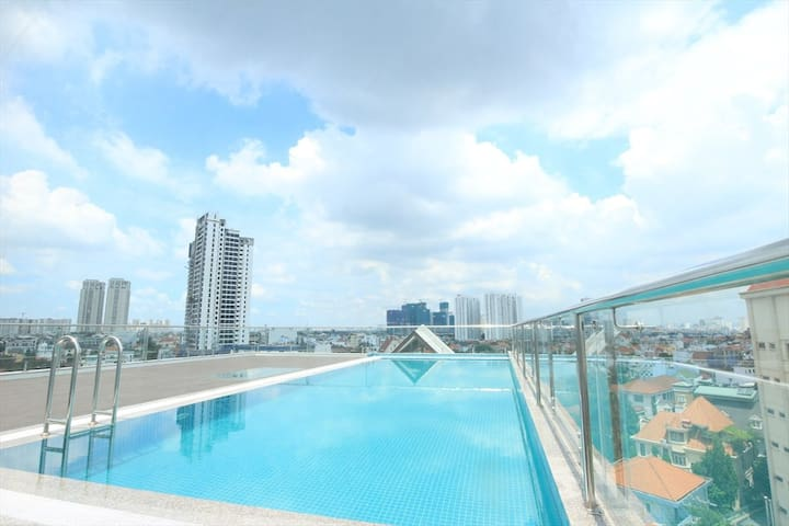 2-bedroom apartment in expat area (district 2) - 1 - Thảo Điền - Apartment
