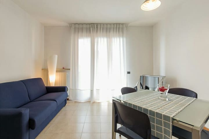 Verona exhibition and city center apartment