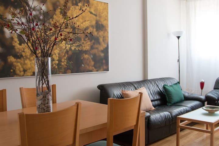 Apartamento moderno y luminoso a 10min del centro - Burgos - Apartment