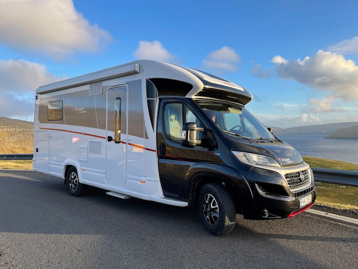 Autocamper Faroe Islands model 2021