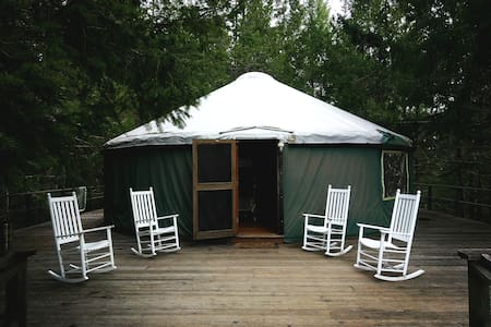 Farm Stay Inn - Yurt - Philo - Tenda
