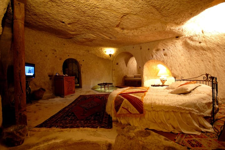 capadocıa To stay in the cave room