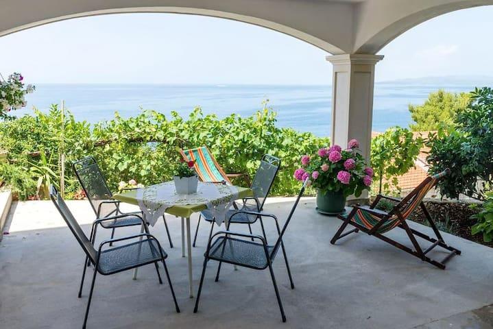 Apartments Villa Bella Vista - Two Bedroom Apartment With Terrace