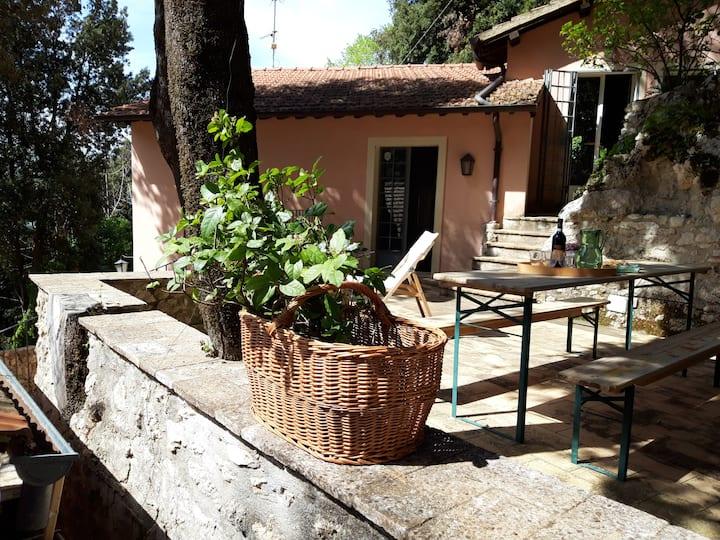 Hermitage San Bonifacio: charming house in Spoleto
