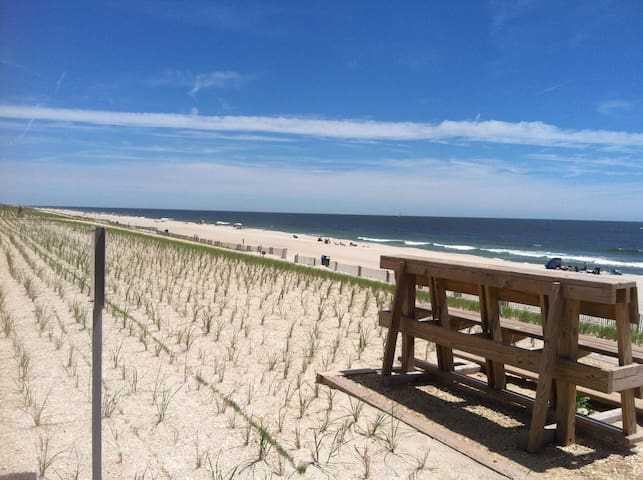 "Charming ""Ocean Pearl"" Condo - Long Beach Township - Apartament"