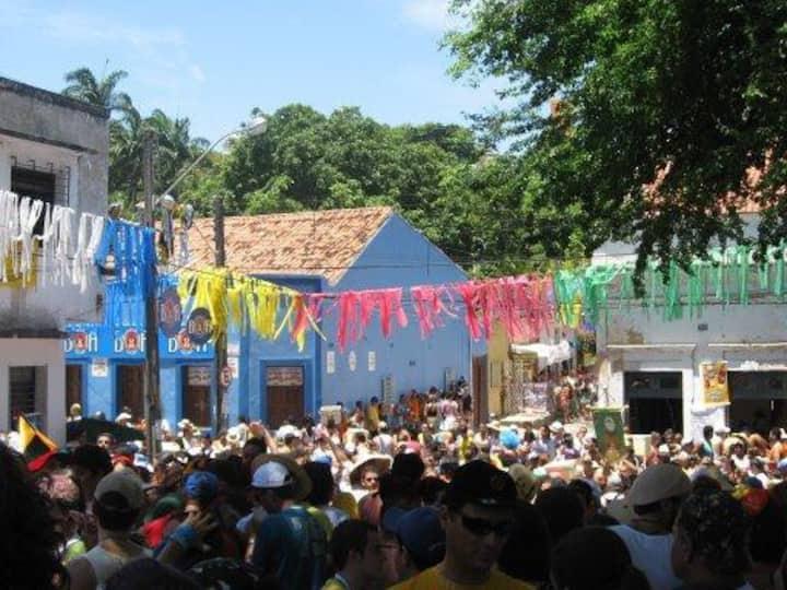 Hospedagem Carnaval em Olinda