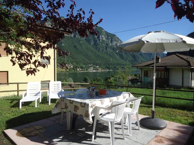 Casa Luisa, 4 Pers., Garten, ruhig, 10 min zum See
