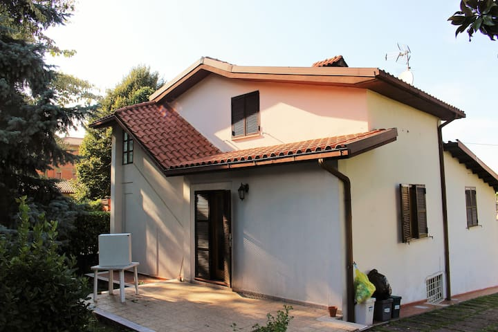 Countryside apartment close to Rome