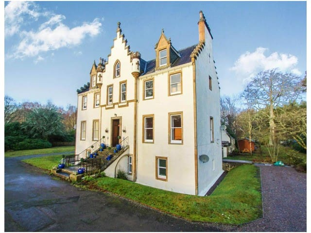 18th Century Scottish Country House - Highland - Appartement