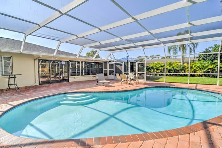 NEW! 3BR Sarasota House w/ Private Pool & Hot Tub!