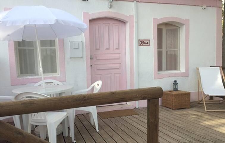 Casa Rosa 2 pessoas - Vila Nova de Cacela - Hus