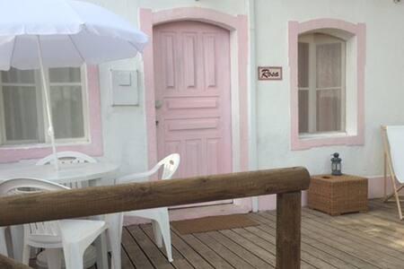 Casa Rosa 2 pessoas - Vila Nova de Cacela