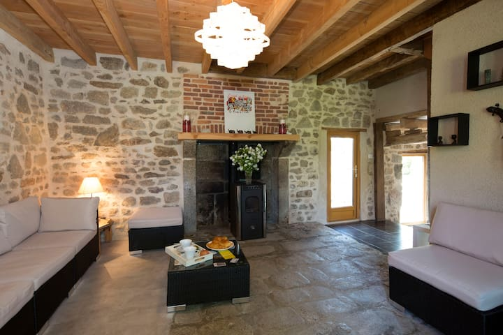 Maison d'hôtes avec sauna