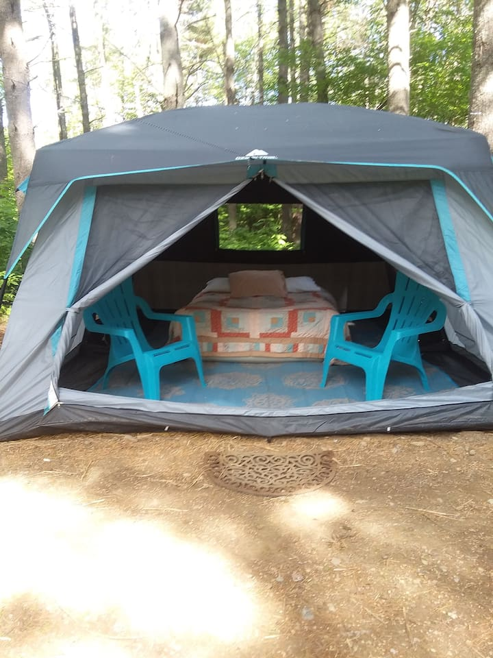 Your Glamp Tent