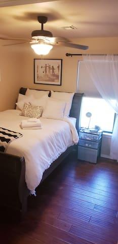 Norman East Side Bedroom