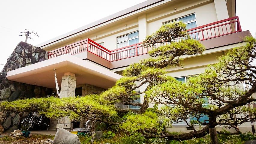 新居浜・旧街道コミュニティハウス大倉屋