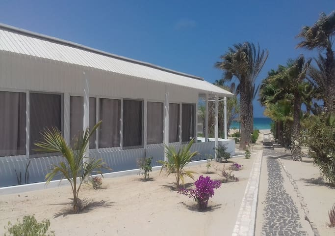 Beautiful house sea view, Boavista