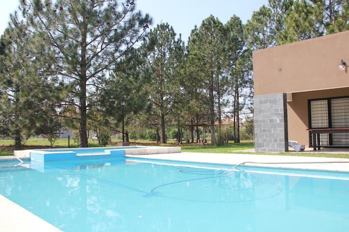 """"""" Quinta  Las Lechuzas """" casa de Alquiler"""