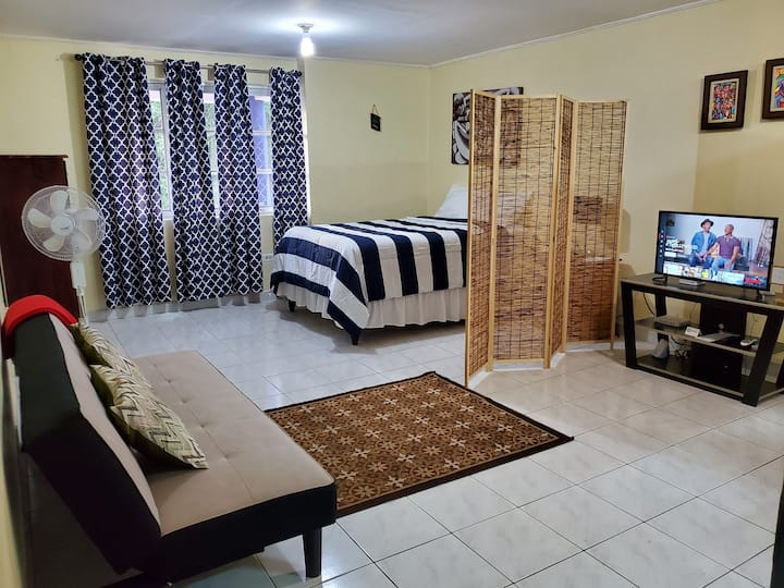 Clean Apartment in New Kingston with 24/7 Security