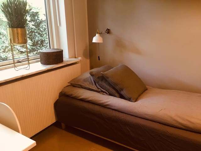 Private room(1)/in villa/10 min Roskilde/RUC