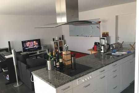 Modern apartment in Winterthur near Airport ZH - Winterthur - Wohnung