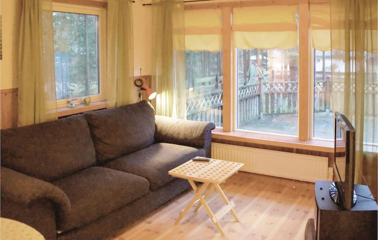 Holiday cottage with 1 bedroom on 50m² in Yngsjö