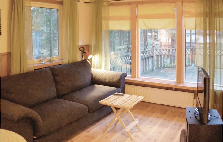 Stunning home in Yngsjö with 1 Bedrooms