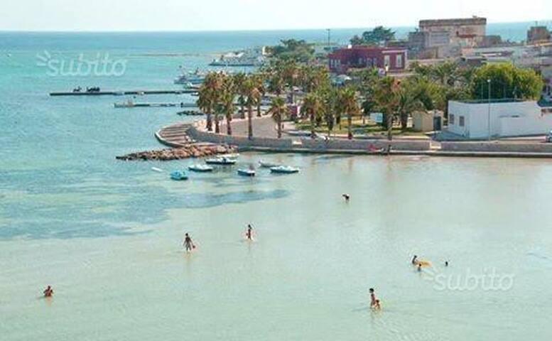 IN CENTRO A DUE PASSI DAL MARE - Porto Cesareo - Maison de vacances