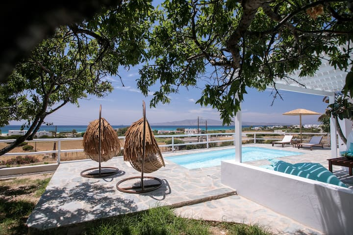 Villa Ariandi ( Phoenicia Naxos )