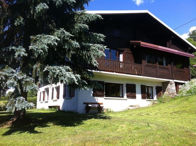 Appartement 3P/65m2 avec Jardin privatif - Megève - Wohnung