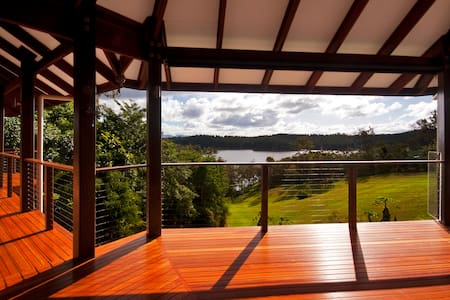 Tinaroo Lake House, Atherton Tablelands via Cairns