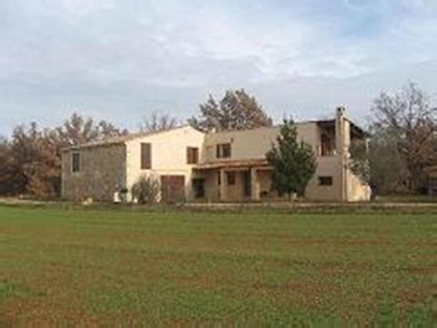 Maison proche du Lac-St-Croix-du-Verdon - Montagnac-Montpezat - Talo